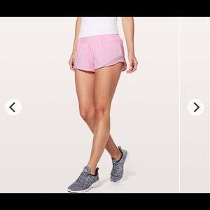 Lululemon Hotty Hot Running Shorts